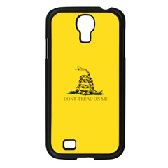 Gadsden Flag Don t Tread On Me Samsung Galaxy S4 I9500/ I9505 Case (black) by snek
