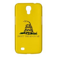 Gadsden Flag Don t Tread On Me Samsung Galaxy Mega 6 3  I9200 Hardshell Case by snek