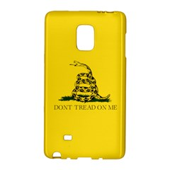 Gadsden Flag Don t Tread On Me Galaxy Note Edge by MAGA