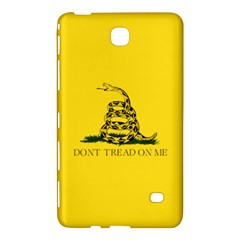 Gadsden Flag Don t Tread On Me Samsung Galaxy Tab 4 (8 ) Hardshell Case  by snek