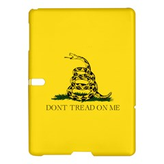 Gadsden Flag Don t Tread On Me Samsung Galaxy Tab S (10 5 ) Hardshell Case  by MAGA