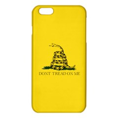 Gadsden Flag Don t Tread On Me Iphone 6 Plus/6s Plus Tpu Case by snek