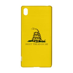 Gadsden Flag Don t Tread On Me Sony Xperia Z3+ by MAGA