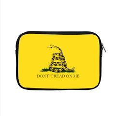 Gadsden Flag Don t Tread On Me Apple Macbook Pro 15  Zipper Case by MAGA