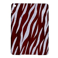 Skin3 White Marble & Red Wood Ipad Air 2 Hardshell Cases by trendistuff