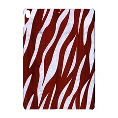 Skin3 White Marble & Red Wood Apple Ipad Pro 10 5   Hardshell Case by trendistuff