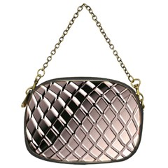 3d Abstract Pattern Chain Purses (one Side)  by Sapixe