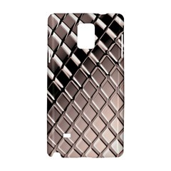 3d Abstract Pattern Samsung Galaxy Note 4 Hardshell Case