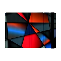 3d And Abstract Ipad Mini 2 Flip Cases