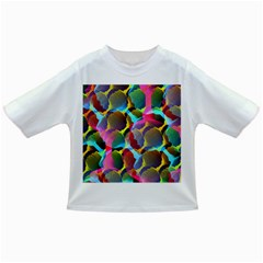 3d Pattern Mix Infant/toddler T Shirts