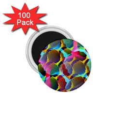 3d Pattern Mix 1 75  Magnets (100 Pack)