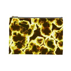 Abstract Pattern Cosmetic Bag (large)
