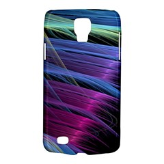 Abstract Satin Galaxy S4 Active by Sapixe