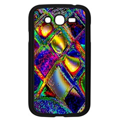 Abstract Digital Art Samsung Galaxy Grand Duos I9082 Case (black)