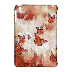 Adorable Butterflies, Terra Apple Ipad Mini Hardshell Case (compatible With Smart Cover) by MoreColorsinLife