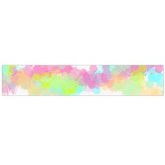 Abstract Color Pattern Colorful Large Flano Scarf  by Sapixe