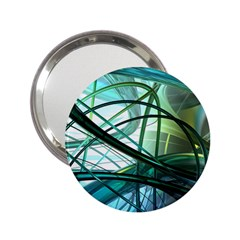 Abstract 2 25  Handbag Mirrors