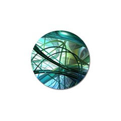 Abstract Golf Ball Marker (10 Pack)