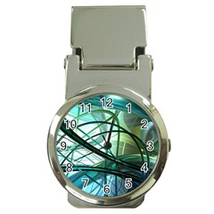Abstract Money Clip Watches