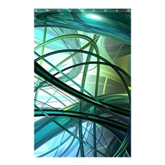 Abstract Shower Curtain 48  X 72  (small)