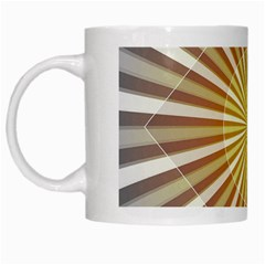 Abstract Art Art Modern Abstract White Mugs