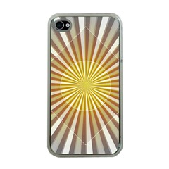 Abstract Art Art Modern Abstract Apple Iphone 4 Case (clear)