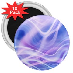 Abstract Graphic Design Background 3  Magnets (10 Pack)