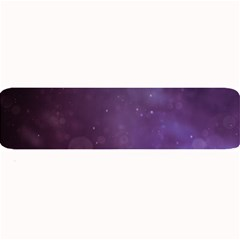 Abstract Purple Pattern Background Large Bar Mats