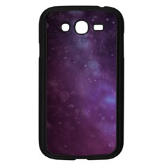 Abstract Purple Pattern Background Samsung Galaxy Grand Duos I9082 Case (black)