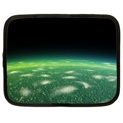Alien Orbit Netbook Case (xxl)  by Sapixe