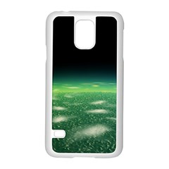 Alien Orbit Samsung Galaxy S5 Case (white)