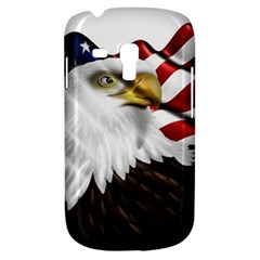 American Eagle Flag Sticker Symbol Of The Americans Galaxy S3 Mini by Sapixe