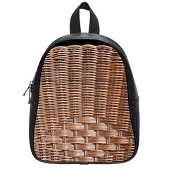 Armchair Folder Canework Braiding School Bag (small) by Sapixe