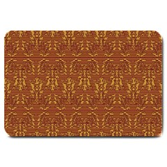 Art Abstract Pattern Large Doormat  by Sapixe