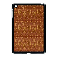 Art Abstract Pattern Apple Ipad Mini Case (black) by Sapixe