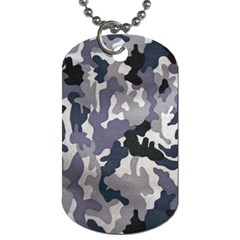 Army Camo Pattern Dog Tag (two Sides)