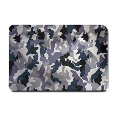 Army Camo Pattern Small Doormat  by Sapixe