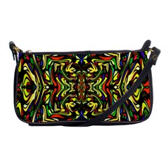 Artwork By Patrick Colorful 19 Shoulder Clutch Bags by ArtworkByPatrick
