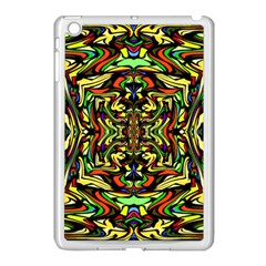 Artwork By Patrick Colorful 19 Apple Ipad Mini Case (white) by ArtworkByPatrick