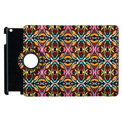 Colorful 20 Apple Ipad 3/4 Flip 360 Case by ArtworkByPatrick