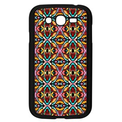 Colorful 20 Samsung Galaxy Grand Duos I9082 Case (black) by ArtworkByPatrick
