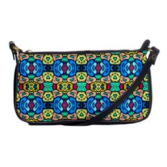 Colorful 22 Shoulder Clutch Bags by ArtworkByPatrick