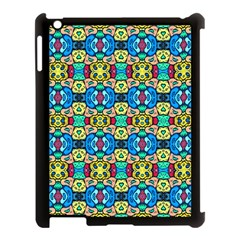 Colorful 22 Apple Ipad 3/4 Case (black) by ArtworkByPatrick