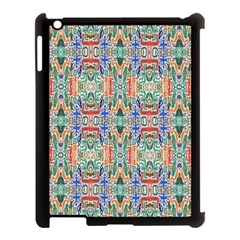 Colorful 23 Apple Ipad 3/4 Case (black) by ArtworkByPatrick
