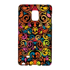 Art Traditional Pattern Galaxy Note Edge by Sapixe