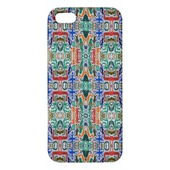 Colorful 23 Apple Iphone 5 Premium Hardshell Case by ArtworkByPatrick