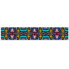 Colorful 23 1 Large Flano Scarf  by ArtworkByPatrick