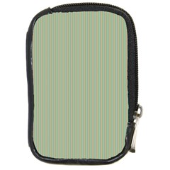 Background Pattern Green Compact Camera Cases