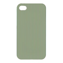 Background Pattern Green Apple Iphone 4/4s Hardshell Case