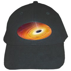 Black Hole Black Cap